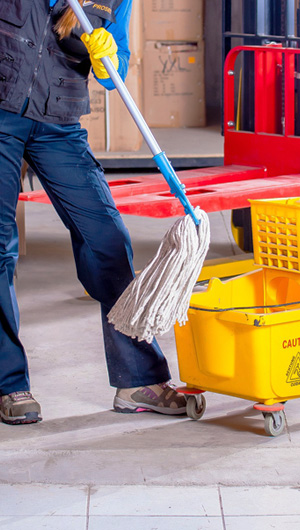 Imperial Facilities Management Floor Cleaning