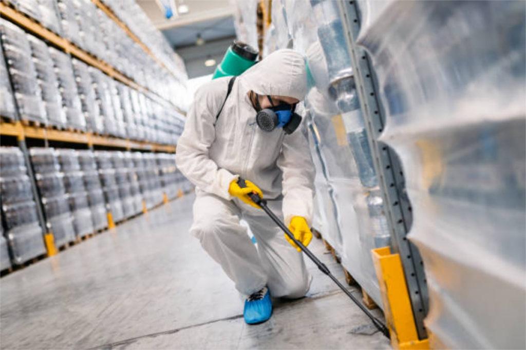 Imperial Facilities Management Pest Control Services London